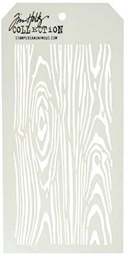 art-gone-wild-plastic-tim-holtz-plantilla-para-estarcir-diseno-de-madera