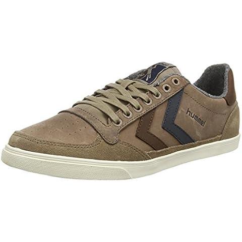 Hummel - Slimmer Stadil Oiled Lo, Sneakers, (Hi Calzature Da Ginnastica)
