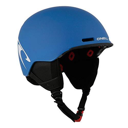 Indigo O'Neill Helm | Blau | Ski & Snowboard Helm (Blau, M | 54-58 cm)