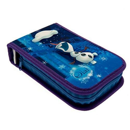 Disney - Estuche 3D con artículos de papelería Frozen (DFR3-6174)