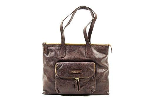 The Bridge Shopping bag dark brown