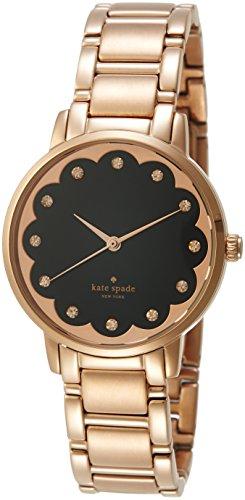 Kate Spade Femmes Analogique Quartz Montre avec Bracelet en Acier Inoxydable KSW1044