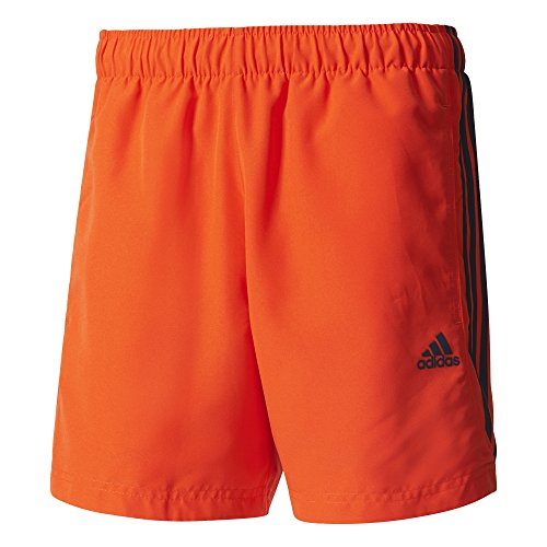 adidas Herren Sport Essentials 3-Stripes Chelsea Shorts, Energy/Collegiate Navy, XL -