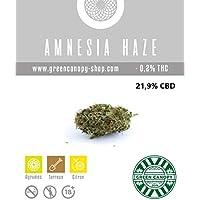 Plante/Fleur Amnesie 22% Vendu en Sachet Individuel de 1 à 10gr pour Décoration, Infusion, Création d'Huile, etc. Envoi Rapide et Soigné