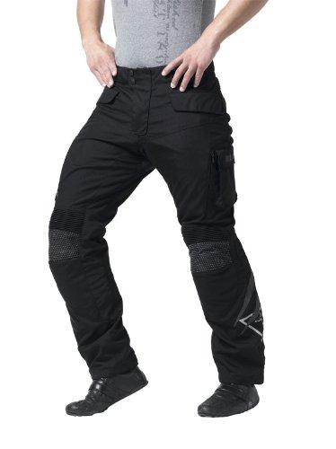 *Racer Vero Textilhose, Schwarz, Größe 5XL*