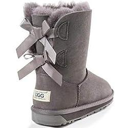 Ozwear UGG®;, Stivali Donna, Grigio (Grey), 36 EU