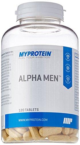 #Myprotein Alpha Men Super Multi Vitamin  120 Tabletten, 1er Pack (1 x 150 g)#