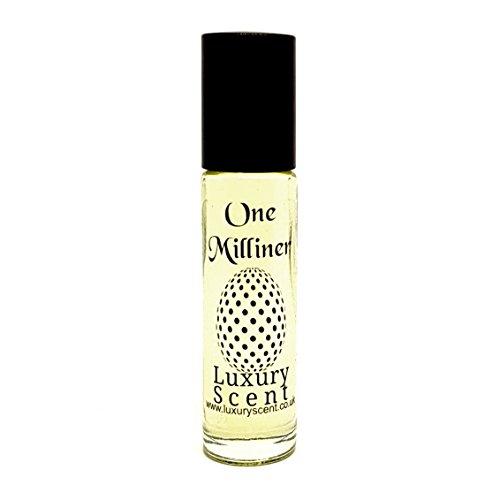 Designer-Öl (One Milliner Parfüm Öl Designer Typ 10ml Roll On Flasche von Luxus Duft Premium Qualität Rosenöl Duft Lange Zeit)