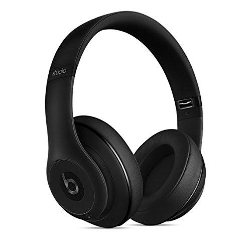 Cuffie over-ear Beats Studio Wireless - Nero opaco