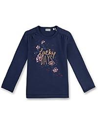 Sanetta 124406, Sweat-Shirt Fille