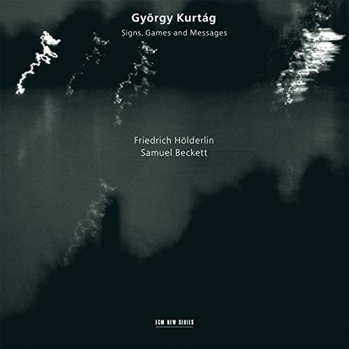 Kurtág: ...Pas à pas - nulle part... For Baritone Solo, String Trio And Percussion, Op.36 - 34. Asking For Salve And Solace -