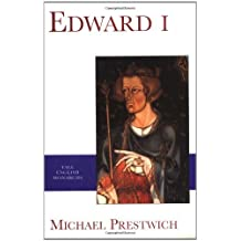 Edward I (The English Monarchs Series) by Michael Prestwich (1997-07-21)