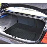HONDA JAZZ (2008 ON ) Rubber car boot trunk liner mat