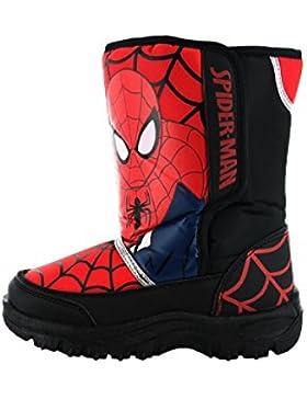 Spiderman - Botas de Nieve para Chico