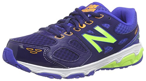 New Balance 680v3, Baskets Basses Mixte Enfant