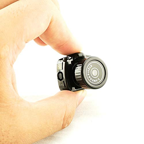 Mini Spy Hidden Camera, Careshine Mini Camera Small Camcorder Recorder  Video DVR Spy Hidden Pinhole 79f30b7bcb80