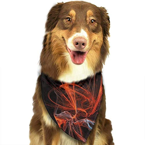 Human Heart Pet Dog Cat Puppy Bandana Triangle Head Scarfs - Human Pet Kostüm