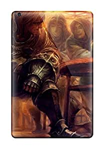 Anti-scratch And Shatterproof Dragons-crown Anime Action Rpg Fantasy Family Medieval Fighting Dragons Crown Phone Case For Ipad Mini/mini 2/ High Quality Tpu Case