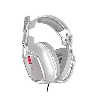 ASTRO Gaming A40 TR PC-Headset (kabelgebunden, auch kompatibel mit Mac, PlayStation 4, Xbox One) weiß