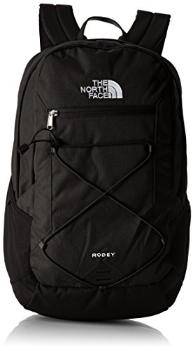 North Face Rodey, Zaino Unisex – Adulto, Nero, Taglia Unica