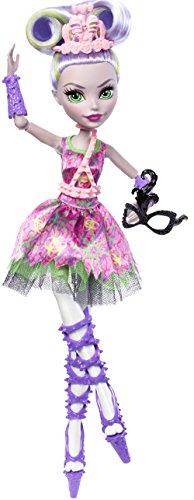 Monster High FKP63 - Muñeca de Bailarina Moanica D'Kay