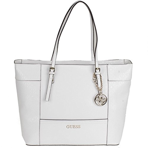 Sac à main épaule Guess reference HWGE4535230 couleur White