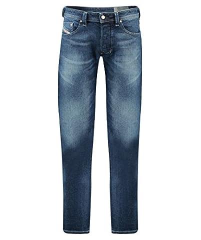 "Diesel Herren Jeans ""Larkee"" Regular-Straight Fit blue (82) 33/32"