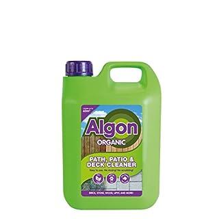 ( x3 ) Algon Organic Path, Patio & Decking Cleaner 2.5L