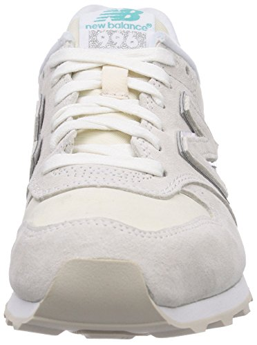 NEW BALANCE 996 Fille Sneakers Beige (White)