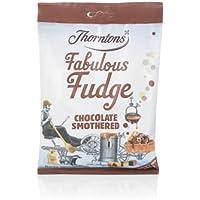 Thorntons Chocolate Smothered Fudge Bag 280g (61590)