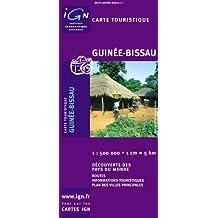 Carte routière : Guinée-Bissau