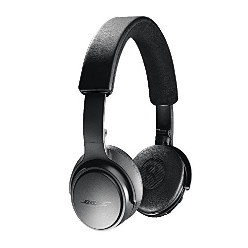 Bose On Ear Wireless Headphones - Triple Black