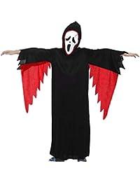 Preisvergleich für Riou Kinder Langarm Halloween Kostüm Top Set Baby Kleidung Set Kleinkind Jungen Mädchen Kinder Halloween Cosplay...
