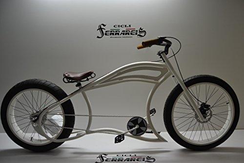 Cicli Ferrareis Fat Bike Cruiser Custom Garage