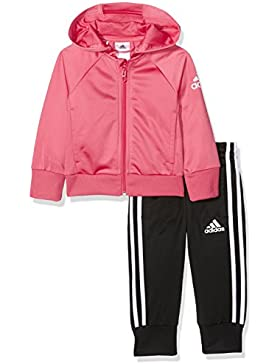 adidas Mädchen Little Girls Knitted Trainingsanzug
