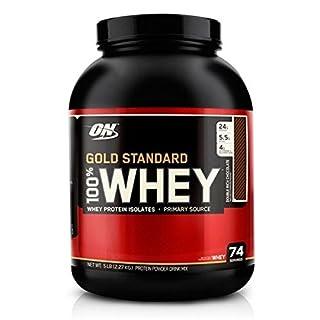 Optimum nutrition Whey gold standard - 2,27 kg Chocolate-Peanut