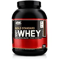 Optimum Nutrition Gold Standard 100% formato 5lbs