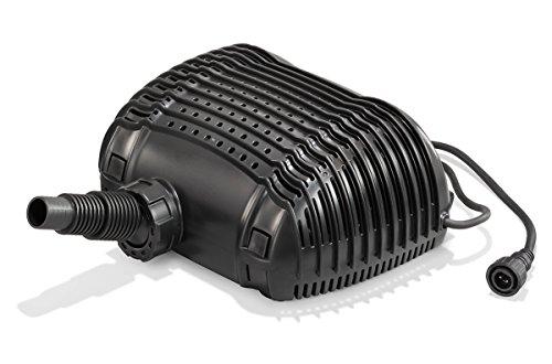 Solar Ersatzpumpe Waterfall 12-18V DC max. 5000 l/h Förderleistung Bachlauf Teichpumpe Gartenteich 101982
