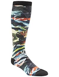 Chaussettes montantes reebok - SPORTSWEAR - ONE Series Training Printed - Noir - 43-45