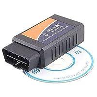 Professional Diagnostic Tool OBD2 OBD-II ELM327 V1.5 Bluetooth Car Diagnostic Interface Scanner K341