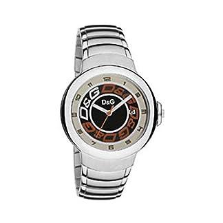 D&G – Reloj DW0248, color acero
