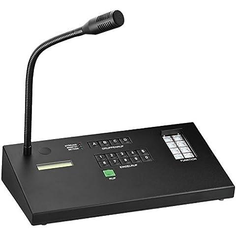 Monacor - Base microfonica di sistema PA