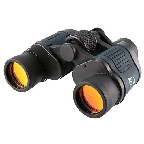 60x60 16000M HD Professional Hunting Binoculars Telescope Night Vision for Hiking Travel Field Work Forestry Fire Protection Professional Night Vision