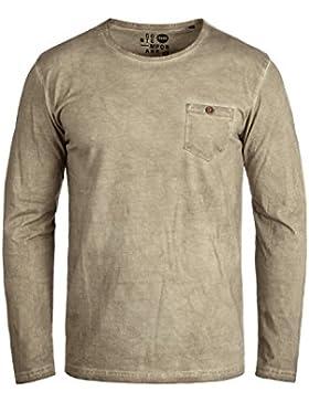 SOLID Tharan - Camiseta de manga larga para Hombre