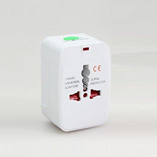 candora® Universal Travel AU/UK/US/EU AC Power Ladegerät gebraucht kaufen  Wird an jeden Ort in Deutschland