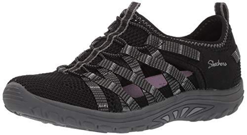 dfa03283 Skechers Womens Modern Comfort Reggae Fest NEAP Sneakers Women Shoes Black,  tamaño de Zapato:37 EU