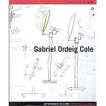 Contemporáneos del diseño - Gabriel Ordeig Cole – Volumen 4 (español/inglés)