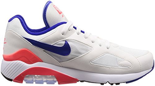 new concept 0e853 fe907 Nike Mens Air Max 180 Gymnastics Shoes, Off White (White Ultramarine Solar  Red 100), 9 UK - Buy Online in Oman.  Shoes Products in Oman - See Prices,  ...