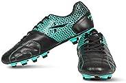 Vector X Breeze, Men's Soccer Shoes, Multicolour (Black/Sea Green), 45 EU