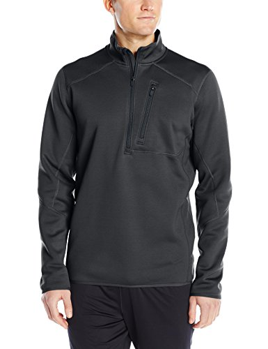 Under Armour UA1262441S-XL Tactical 1/4 Zip Pullover ColdGear Infrared, langarm, Loose, Schwarz, XL - Tactical Schwarz Pullover